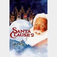 The Santa Clause 2 HD VUDU/Movies Anywhere Digital Code | 🔑 INSTANT DELIVERY 🔑 |