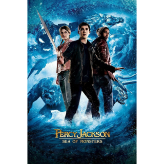 Percy Jackson: Sea of Monsters VUDU/MA HD Digital Code | 🔑 INSTANT DELIVERY 🔑 |