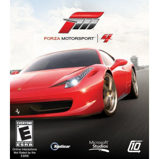 Forza Motorsport 4 Launch Track Pack DLC XBOX 360 Key | 🔑 INSTANT DELIVERY 🔑 |