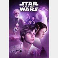 Star Wars: A New Hope HD Google Play Digital Code | 🔑 INSTANT DELIVERY 🔑 |