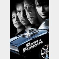 Fast & Furious HD VUDU/MA Digital Code   🔑 INSTANT DELIVERY 🔑  