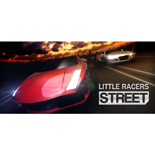 Little Racers STREET Steam CD Key GLOBAL | 🔑 INSTANT DELIVERY 🔑 |