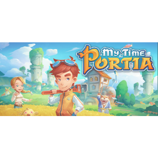 My Time at Portia PC STEAM CD KEY GLOBAL | 🔑 INSTANT DELIVERY 🔑 |