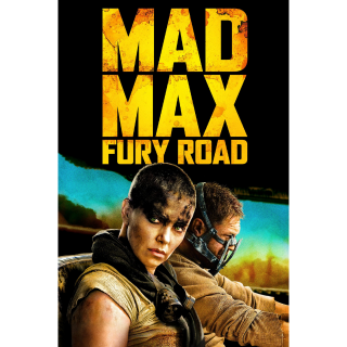 Mad Max: Fury Road HD Google Play Digital Code   🔑 INSTANT DELIVERY 🔑  
