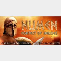 Numen: Contest of Heroes Steam CD Key GLOBAL | 🔑 INSTANT DELIVERY 🔑 |