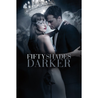Fifty Shades Darker (Unrated) HD VUDU/MA Digital Code | 🔑 INSTANT DELIVERY 🔑 |