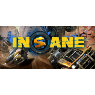 Insane 2 Steam CD Key GLOBAL | 🔑 INSTANT DELIVERY 🔑 |