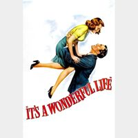 It's a Wonderful Life HD VUDU/MA Digital Code | 🔑 INSTANT DELIVERY 🔑 |