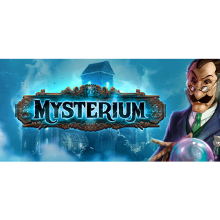 Mysterium: A Psychic Clue Game Steam CD Key GLOBAL | 🔑 INSTANT DELIVERY 🔑 |