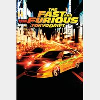 The Fast and the Furious: Tokyo Drift HD VUDU/MA Digital Code | 🔑 INSTANT DELIVERY 🔑 |