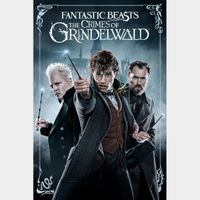 Fantastic Beasts: The Crimes of Grindelwald HD Google Play Digital Code | 🔑 INSTANT DELIVERY 🔑 |