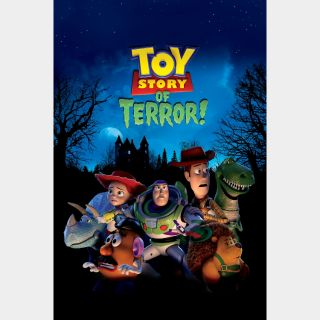 Toy Story of Terror!   HD   Movies Anywhere   🔑 INSTANT DELIVERY 🔑  