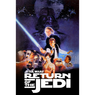 Star Wars: Return of the Jedi HD Google Play Digital Code | 🔑 INSTANT DELIVERY 🔑 |