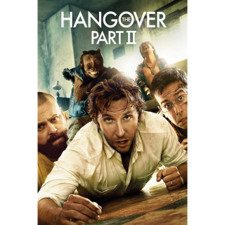The Hangover Part II SD XML iTunes Digital Code | 🔑 INSTANT DELIVERY 🔑 |