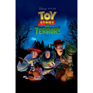 Toy Story of Terror! HD VUDU/MA Digital Code | 🔑 INSTANT DELIVERY 🔑 |