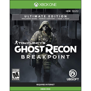 Ghost Recon Breakpoint - Ultimate Edition (Instant Delivery)