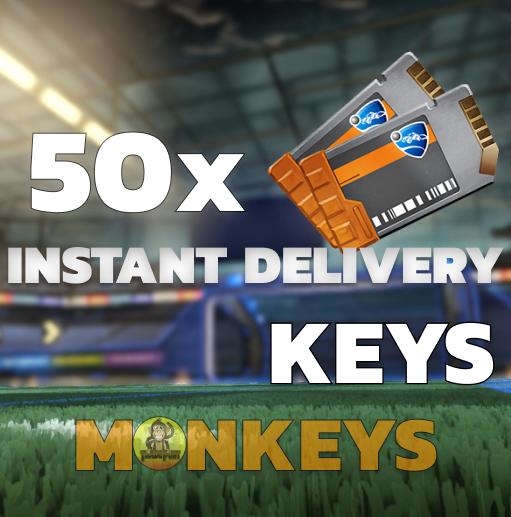 Key | 50x (INSTANT)