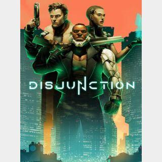 Disjunction GOG key