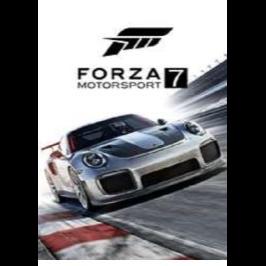 (X4) Forza Motorsport 7 XBOX LIVE + Windows 10 Key GLOBAL