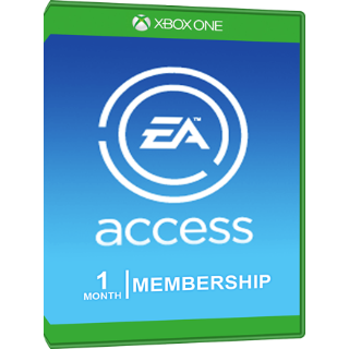 EA Access 1 Month XBOX ONE 𝐨𝐟𝐟𝐞𝐫! CD-KEY Region Free [𝐈𝐍𝐒𝐓𝐀𝐍𝐓 𝐃𝐄𝐋𝐈𝐕𝐄𝐑𝐘] HOT DEAL USE %5 Discount Code : WBTXJDG9