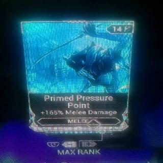 Mod | Primed Pressure Point
