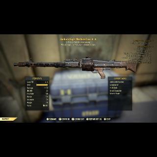 Weapon   JUNKIES EXP LMG
