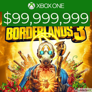 Bundle   Borderlands 3 cash