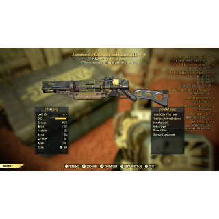 Weapon   Executioners Exp Laser