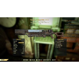 Weapon   SUPPERSSORS EXP GAUSS