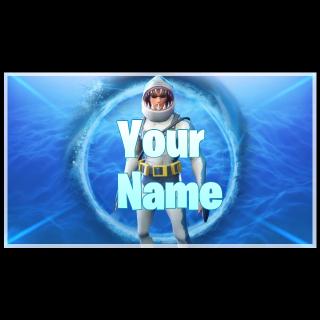 I will Create A 5 Custom Fortnite Logo