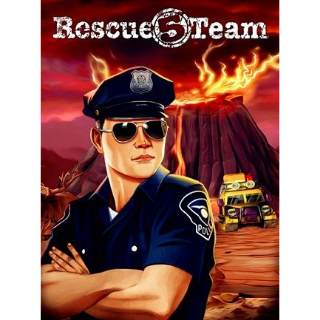 Rescue Team 5 - Instant delivery- Global Key