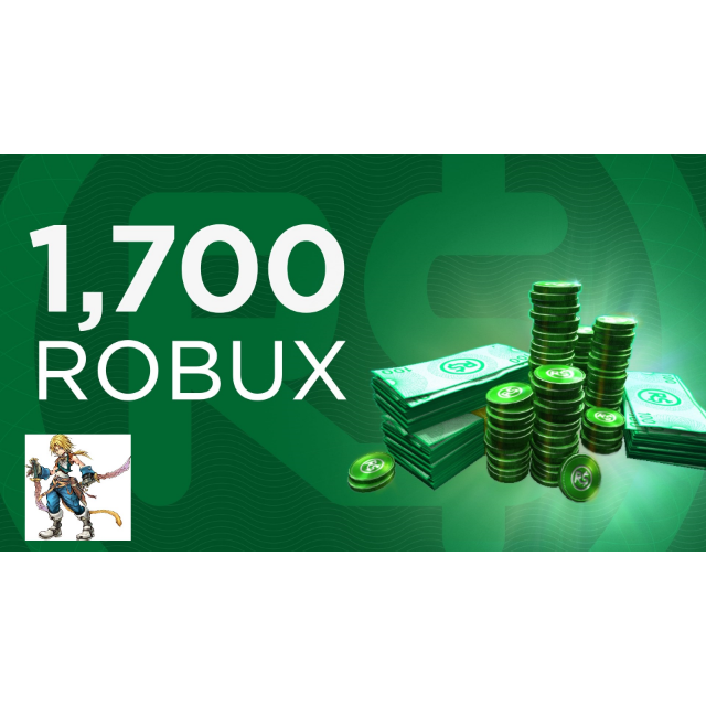 Robux   1 700x - In-Game Items - Gameflip