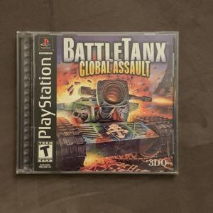 Battletanx global assualt