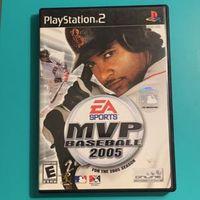 Mvp baseball 2005 (ps2)