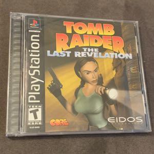Tomb raider last revelation