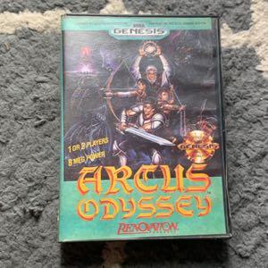 Arcus odyssey