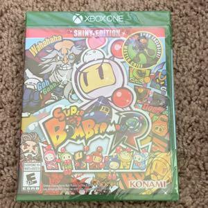 Super Bomberman r (xone)