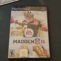 Madden nfl 11 (ps2)