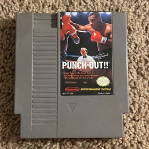 Mike tysons punch out (nes)