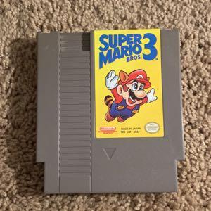 Super Mario bros 3 (nes)