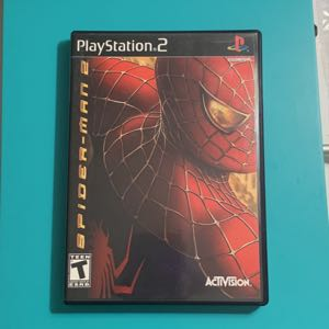 Spiderman 2 (ps2)