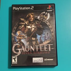 Gauntlet seven sorrows