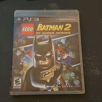 Lego batman 2 (ps3)
