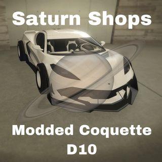 Modded D10