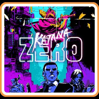 [NA] Katana Zero - Nintendo Switch - Digital Game