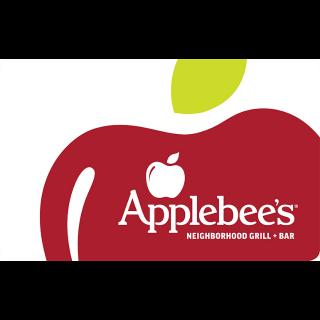 $100 Applebee's gift card