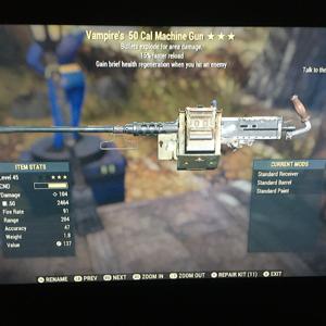 Weapon | 50 cal bundle