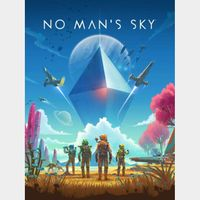 No Man's Sky STEAM KEY GLOBAL