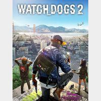 Watch Dogs 2 XBOX ONE KEY GLOBAL