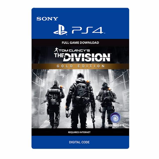 The Division Gold Edition [Digital] (PS4) - PS4 Games - Gameflip